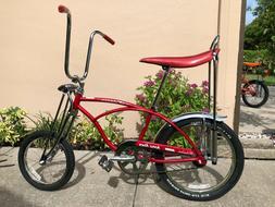 Schwinn Apple Krate Sting-Ray Stingray Reissue Bike
