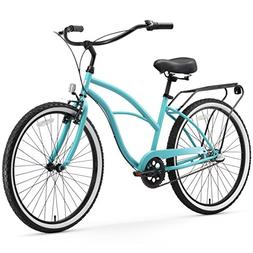 sixthreezero Around The Block Women's 3-Speed Cruiser Bicycl