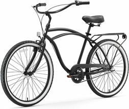 Sixthreezero Around the Block Men's Beach Cruiser Bicycle