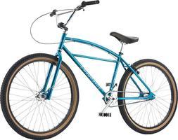 """WeThePeople Avenger 26"""" BMX Cruiser Complete Bike 23.15""""TT L"""
