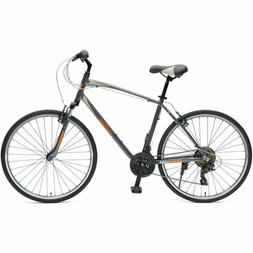 BARRON 21 SPEED HYBRID BIKE  CRUISER COMMUTING BICYCLE