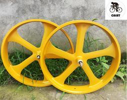 TRIAD Beach Bike Wheels Fat Bikes Wheel 7/8/9/10S Cassette 2
