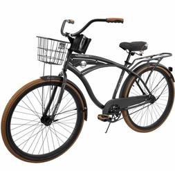 Beach Bikes For Adults Mens Cruiser Accessories One Speed Bi