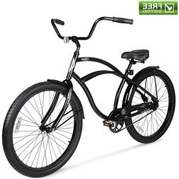 26in Hyper Mens Beach Cruiser Men's Bike Light Weight Alloy