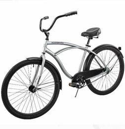 Beach Cruiser Bike Mens 26 Inch Perfect Fit Frame Aluminum C