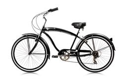Beach Cruiser Rover 26-inch 7-speed Bike Men's/Ladies Differ