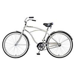 Mantis Beach Hopper Cruiser Bike, 26 inch Wheels, 18 inch Fr