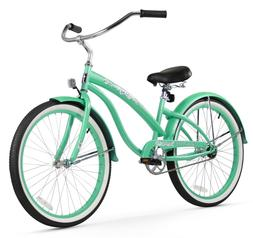 Firmstrong Bella Classic Single Speed Beach Cruiser Bicycle