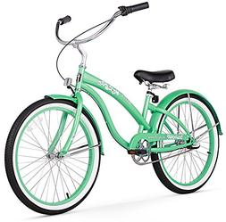 Firmstrong Bella Classic Three Speed Beach Cruiser Bicycle 2
