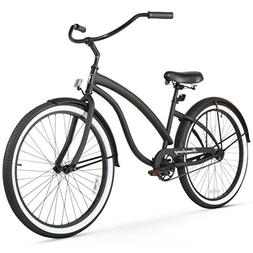 Firmstrong Bella Fashionista Single Speed Beach Cruiser Bicy