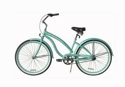 "Firmstrong Bella Women's Beach Cruiser Bicycle 26"" 3 Speed B"