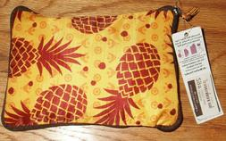 bicycle basket liner pineapples compact convertible fits