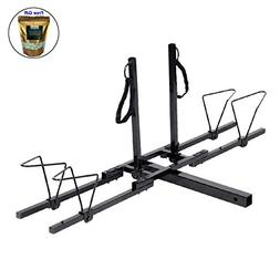 Eight24hours 2 Bike Bicycle Carrier Hitch Receiver 2'' Heavy
