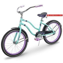 Huffy Bicycle Company Huffy Kids Cruiser Bike For Girls, Fai