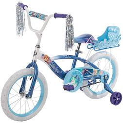 bicycle disney blue frozen graphics