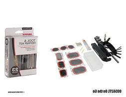 Huffy Bicycle Company On The Go Cycling Repair Kit, Black