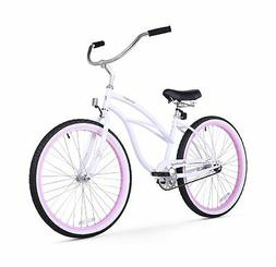 Bicycles for Girls Teen Beach Cruiser for Women Recreational