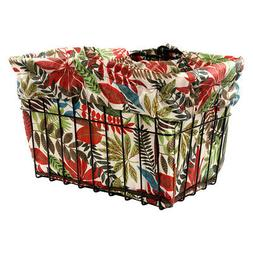 CRUISER CANDY Bike Bicycle Basket Liner / Convertible Bag -