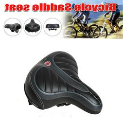 Bike Cushion Wide Big Bum Bicycle Gel Cruiser Extra Sporty S