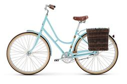 RALEIGH Bikes Gala City Bike Wxs-Wsm/ 42cm Frame, Blue, 42cm