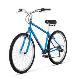 "RALEIGH Bikes Venture Comfort Bike, 19""/Large, Blue"