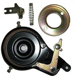 WhatApart Black Band Brake Assembly/ 80mm Rotor  Compatible