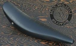 BLACK XL Banana SEAT Vintage Schwinn Bike ChopperLowrider Cr
