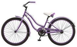 """Brand new Kulana Girls Hiku Cruiser Bicycle with 24"""" Wheels,"""