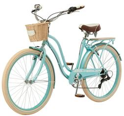 "26"" Women's Schwinn Cabo Cruiser Women's Bike Blue"
