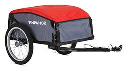 Cargo Bike Trailer Black Schwinn Travel Bicycle Storage Camp
