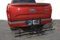 EZ Travel Collection 2 Bike Carrier Hitch Bike Rack Two Bicy