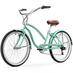 Beachbikes Women's Chief Beach Cruiser Bicycle