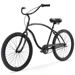 Beachbikes Men's Chief Beach Cruiser Bike