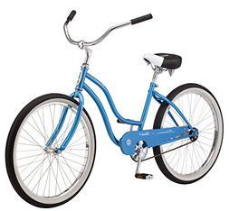 "Schwinn Women's Classic 1 26"" Wheel Cruiser Bicycle, Blue, 1"