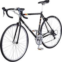 Pure Cycles Classic 16-Speed Road Bike, 56cm/Large, Veleta B