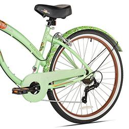 Margaritaville Coast Is Clear Women's Beach Cruiser Bike, 26