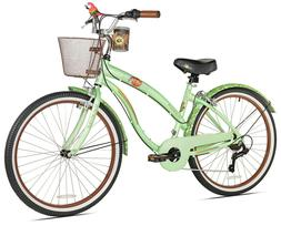 Margaritaville Ladies Coast Is Clear 7 Speed Cruiser Bike