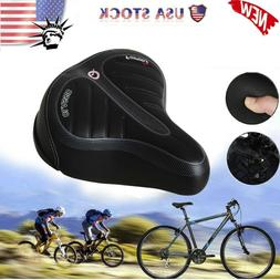 Comfort Big Bum Bike Bicycle Gel Cruiser Extra Sporty Soft P