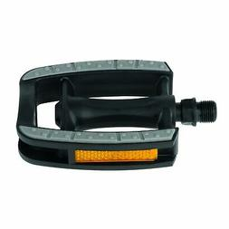 M-Wave Comfort Pedal, Black