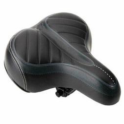 Comfort Wide Bike Bicycle Sport Pad Saddle Seat Big Bum Gel
