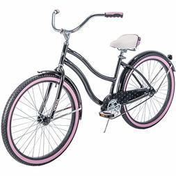 "Huffy* 26"" Cranbrook Women's Cruiser Bike with Perfect Fit F"