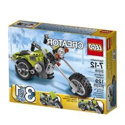 LEGO Creator Highway Cruiser # 31018, 3 in 1 Bike Motorcycle