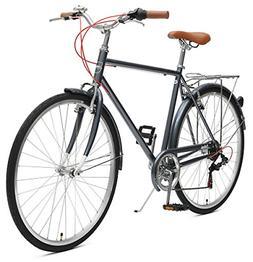 Retrospec Critical Cycles Beaumont-7 Seven Speed Men's Urban