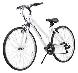 XDS Women's Cross 200 21-Speed Step-Through Hybrid Bicycle,