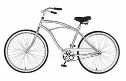 Cycle Force Cruiser Bike, 26 inch Wheels, 18 inch Frame, Men