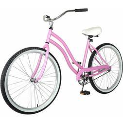 Cycle Force Cruiser Bike, 26 inch Wheels, 18 inch Frame, Wom