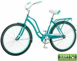 "SCHWINN CRUISER BIKE WOMEN'S 26"" BEACH RIDING CITY COMFORT"