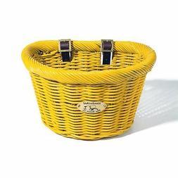 Nantucket Bike Basket Co Limited Edition Cruiser D-Shape Bas