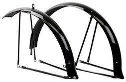 Sunlite Cruiser Fenders, Full, Black
