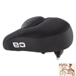 CLOUD 9 CRUISER SELECT AIRFLOW CS BLACK BICYCLE SADDLE SEAT